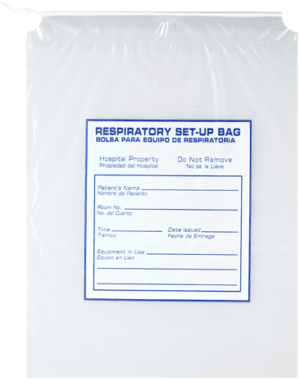 Respiratory Care Set-Up Bag