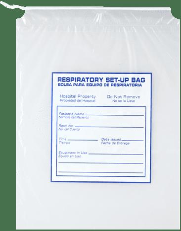 Respiratory Care Set-Up Bag