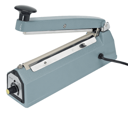Sealer for Open Poly Bags