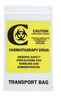 Chemotherapy Transport Reclosable
