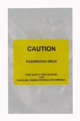 Hazardous Drug Bag/USP 800 Conformance Products